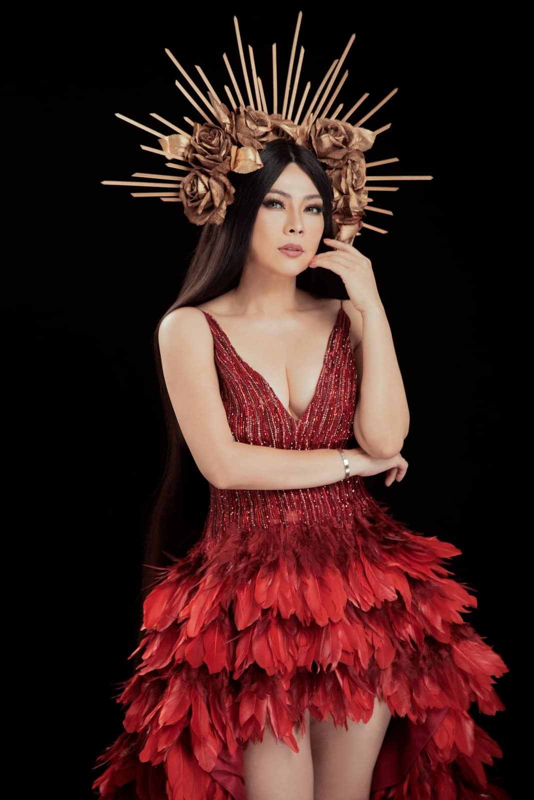 Ca si Thanh Thao xinh dep goi cam o tuoi 44-Hinh-7
