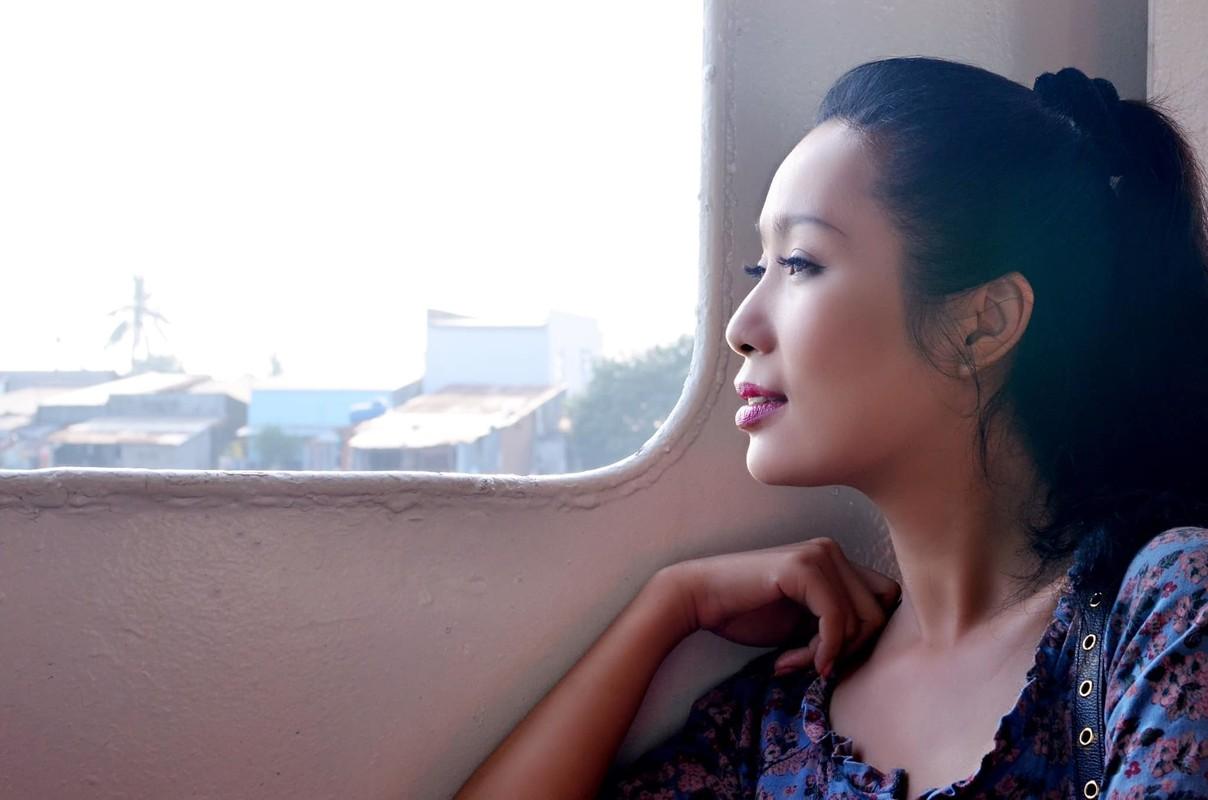 Dien vien Nha Phuong do ve xinh tuoi voi Diem My 9X-Hinh-5