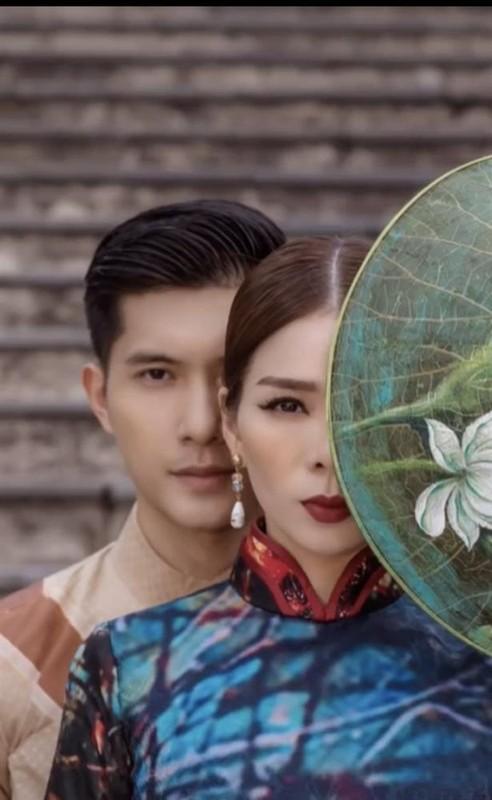 Bo anh Le Quyen - Lam Bao Chau bi nhan xet nhu 2 me con-Hinh-8