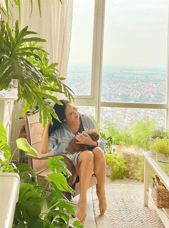 Tai hon, U55 Thanh Lam mac style giau quan sexy nhu gai 20-Hinh-5