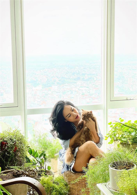 Tai hon, U55 Thanh Lam mac style giau quan sexy nhu gai 20-Hinh-6