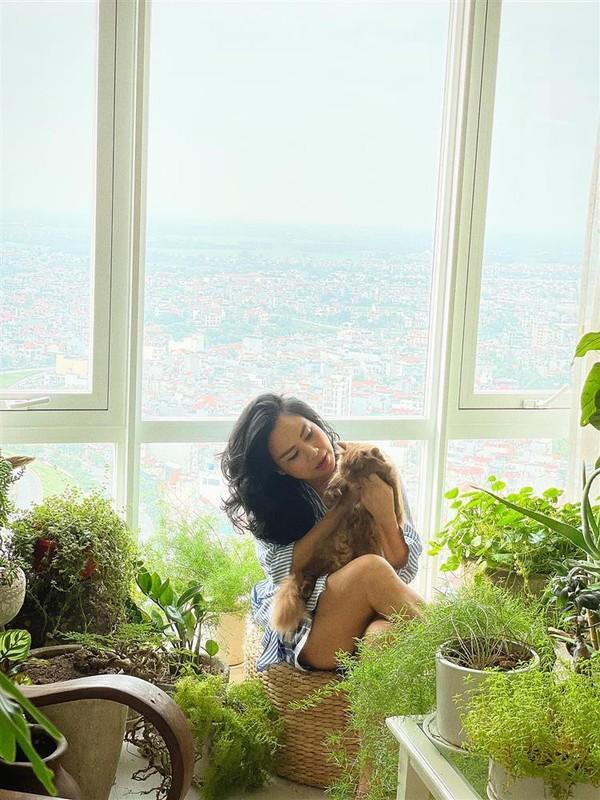 Tai hon, U55 Thanh Lam mac style giau quan sexy nhu gai 20-Hinh-8