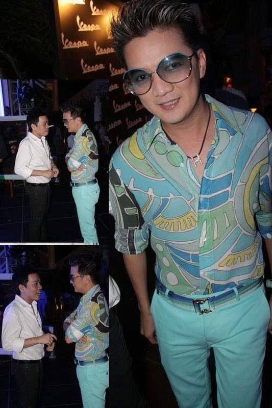 Dam Vinh Hung sen sua trong clip thach dau voi ba Phuong Hang-Hinh-10