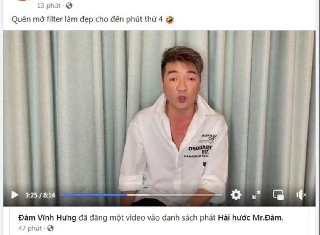 Dam Vinh Hung sen sua trong clip thach dau voi ba Phuong Hang-Hinh-5