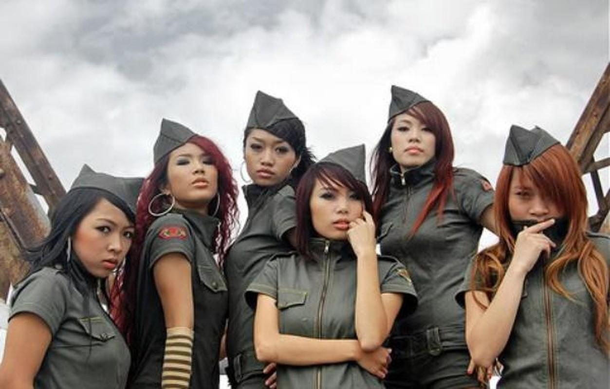 Anh Diep Lam Anh thoi con nhay hiphop nhom Big Toe gay choang-Hinh-2