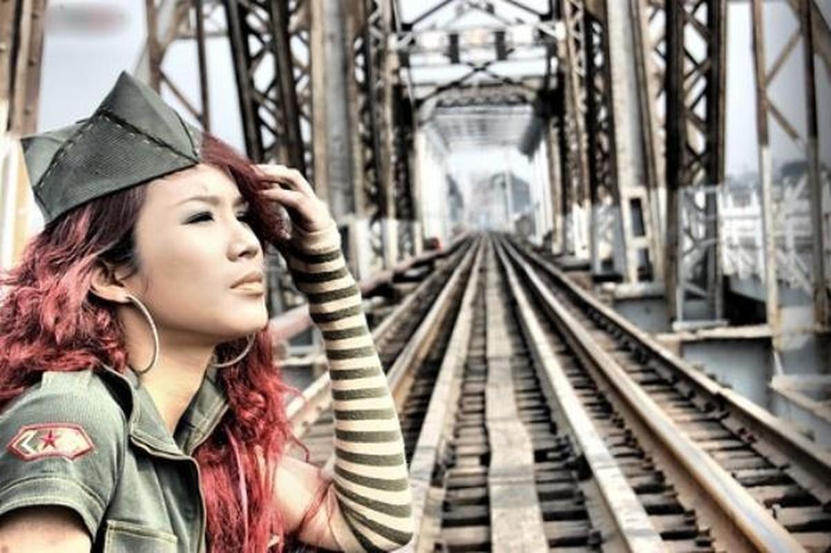 Anh Diep Lam Anh thoi con nhay hiphop nhom Big Toe gay choang-Hinh-3