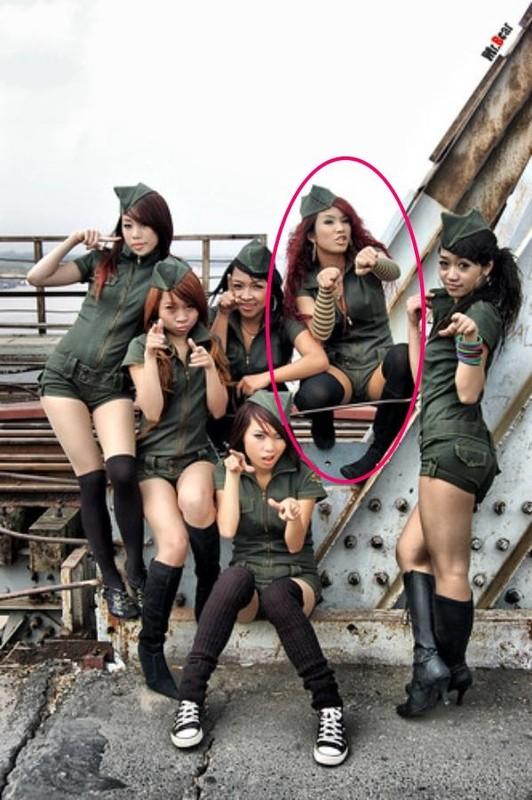 Anh Diep Lam Anh thoi con nhay hiphop nhom Big Toe gay choang-Hinh-4