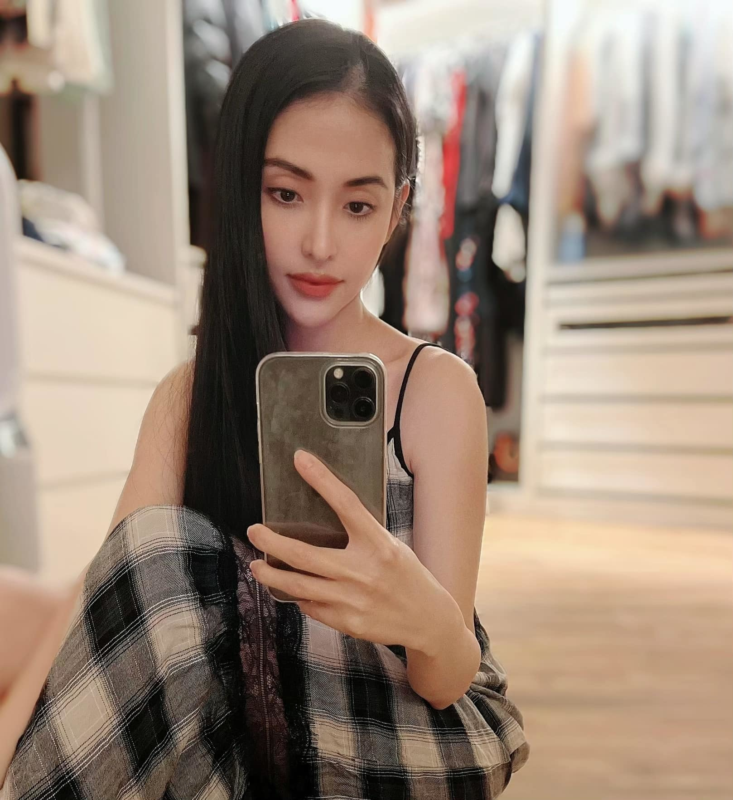 Cuoc song vien man cua Mai Ho voi chong Viet kieu kem 4 tuoi-Hinh-9