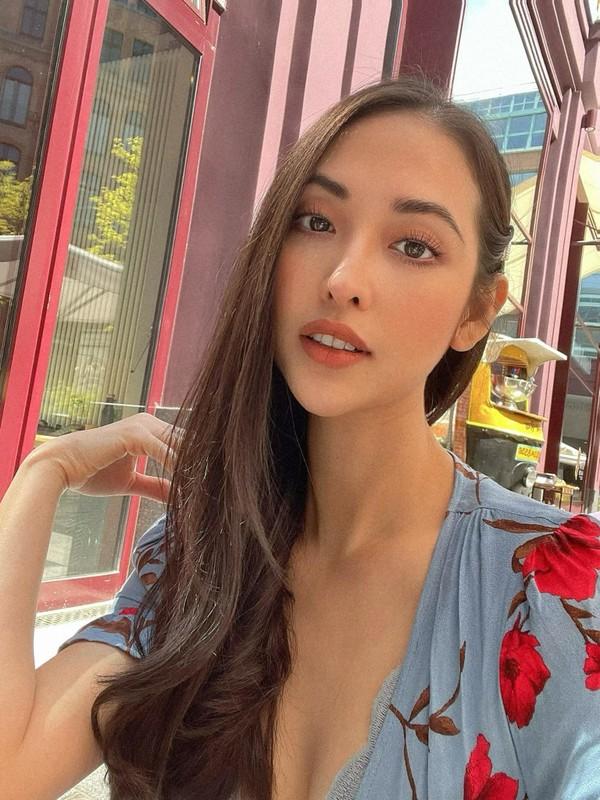 Cuoc song vien man cua Mai Ho voi chong Viet kieu kem 4 tuoi