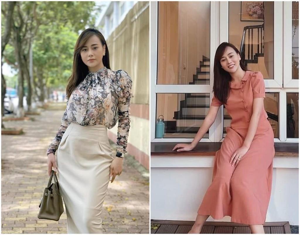 Do hieu Phuong Oanh mac trong phim toan hang re beo Quang Chau?