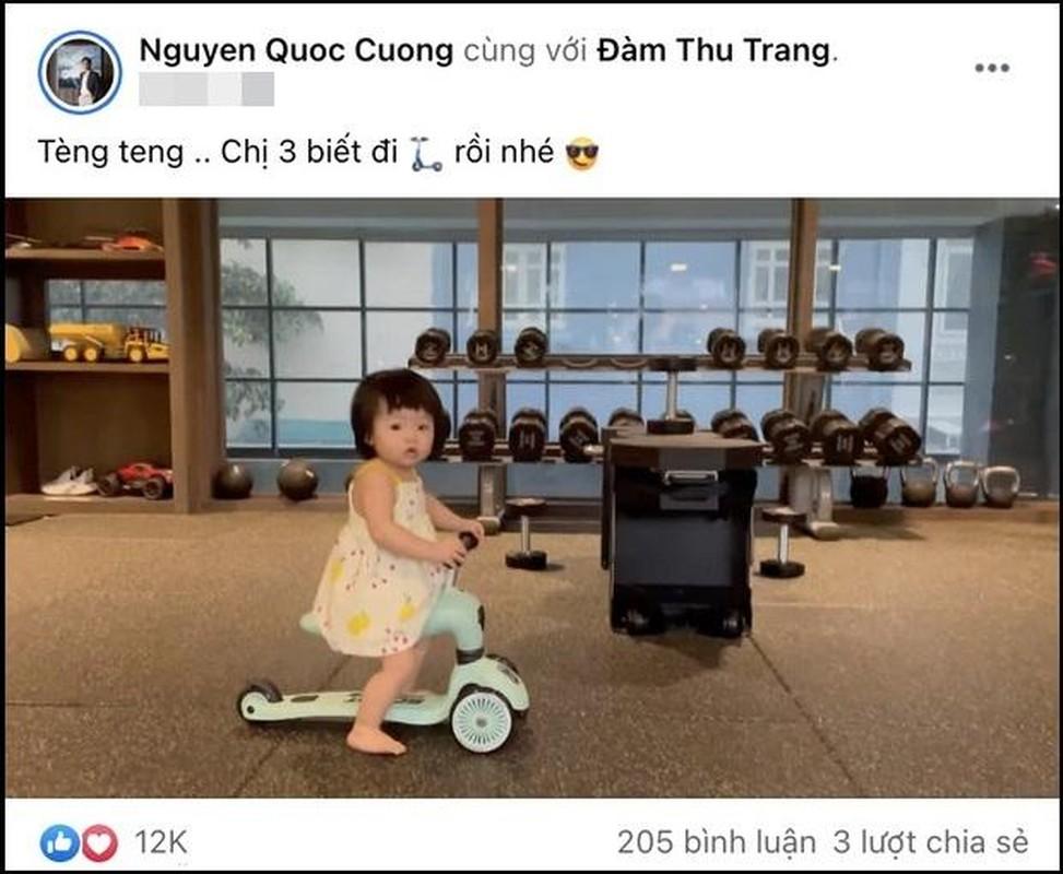 Cuong Do La - Dam Thu Trang lap lung sap co them con?