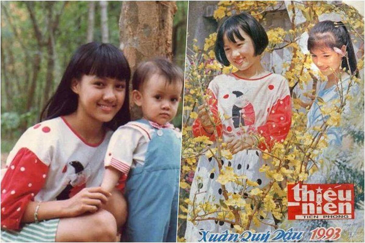 BTV Hoai Anh xinh dep sanh dieu, chem tre tren bao tu be-Hinh-5
