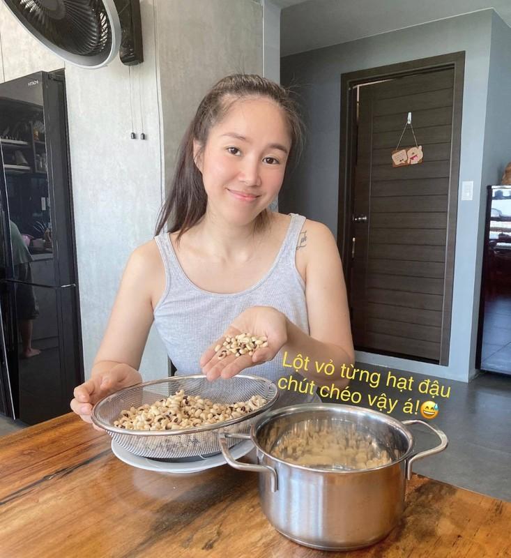 Nhan sac xinh dep cua MC Phi Linh VTV o tuoi 32-Hinh-6