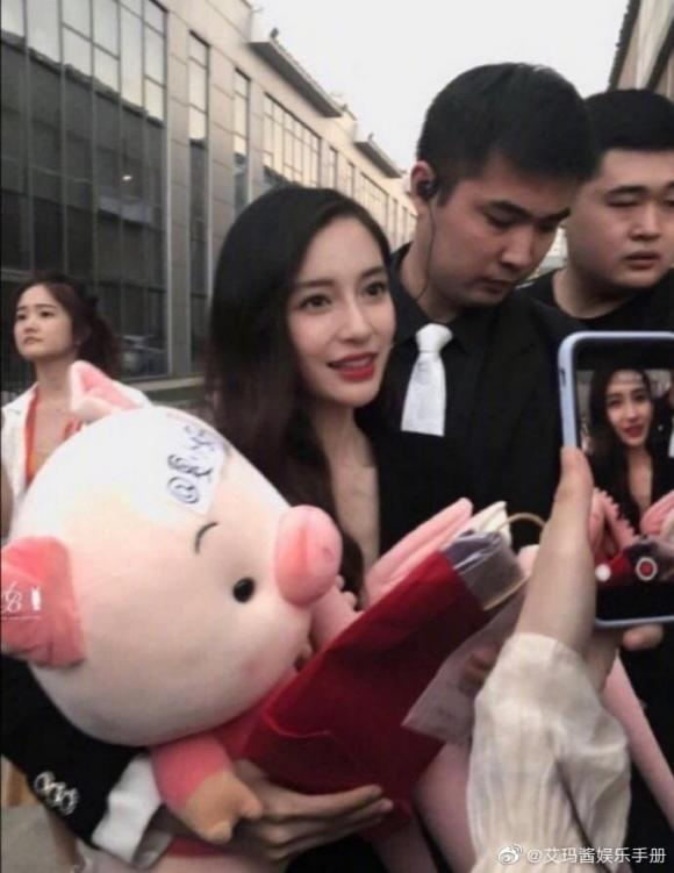 "Soi cam thuong: Luu Diec Phi chuan than tien, Pham Bang Bang ""xinh xiu""-Hinh-5"