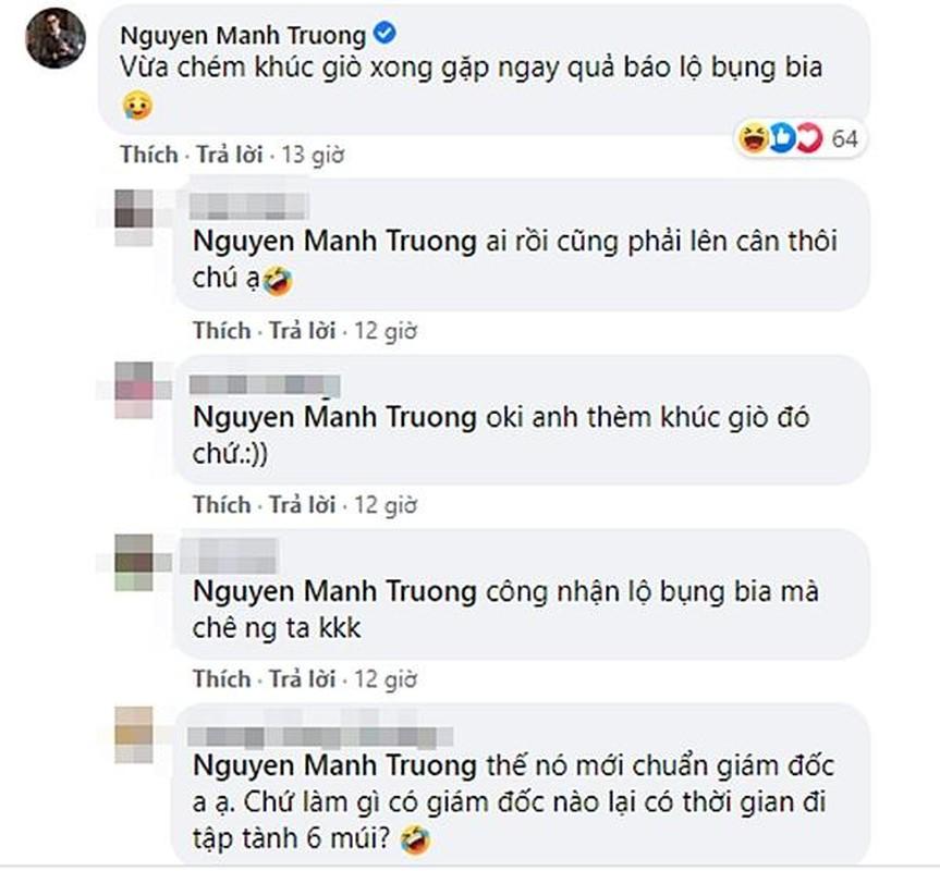 Manh Truong thua sat van khi do body
