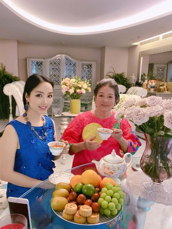 NSND Tu Long, Minh Tiep tan huong Trung thu am ap ben vo con-Hinh-4