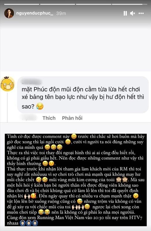 Duc Phuc so hong mat