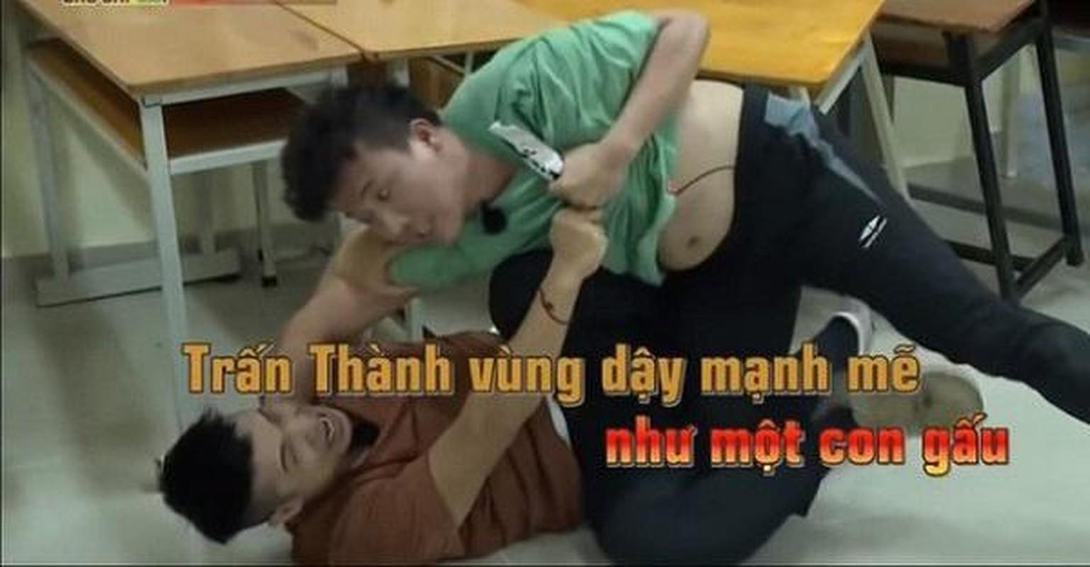 Truong Giang que do vi lo bung nung ninh mo o Running Man-Hinh-12