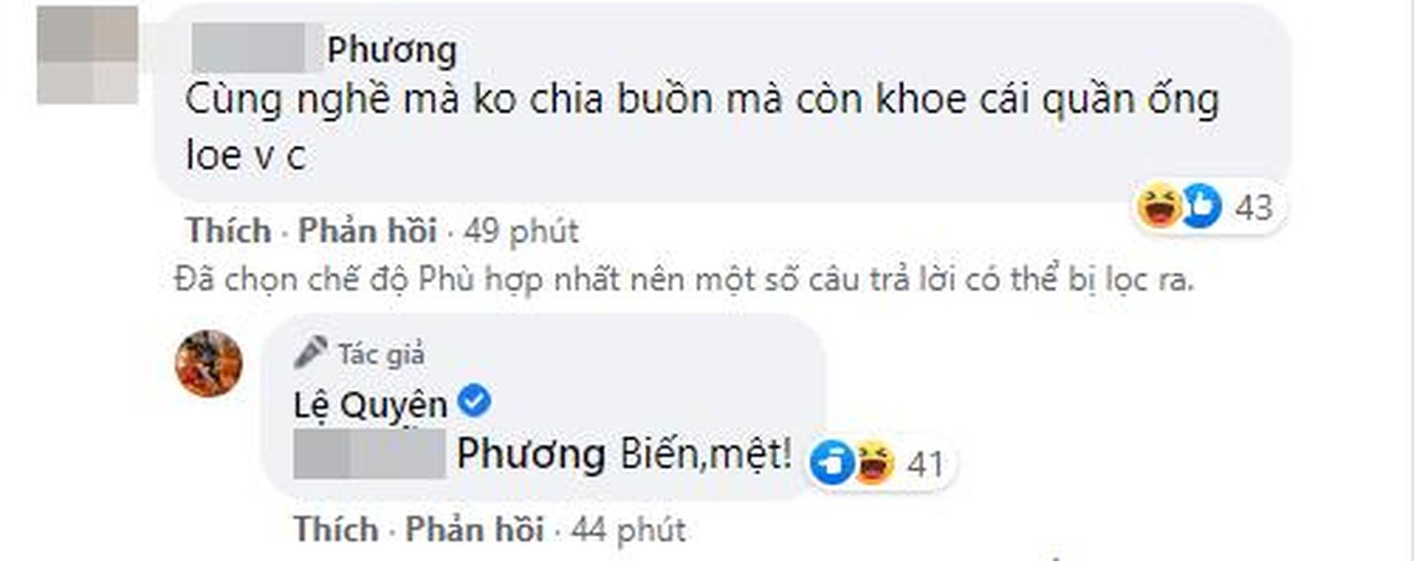 Tranh cai hanh dong cua Le Quyen ngay Phi Nhung qua doi-Hinh-6