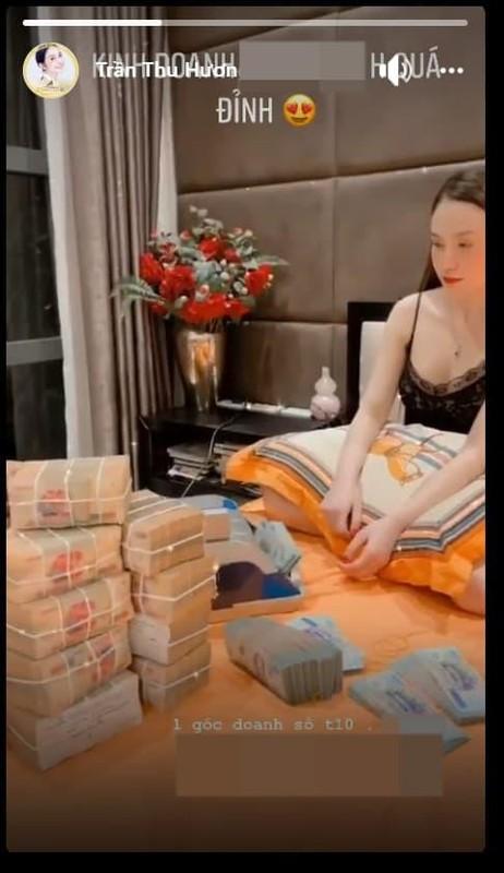 Vo Tuan Hung khoe 1 goc doanh so thang 10, tien chat dong-Hinh-2