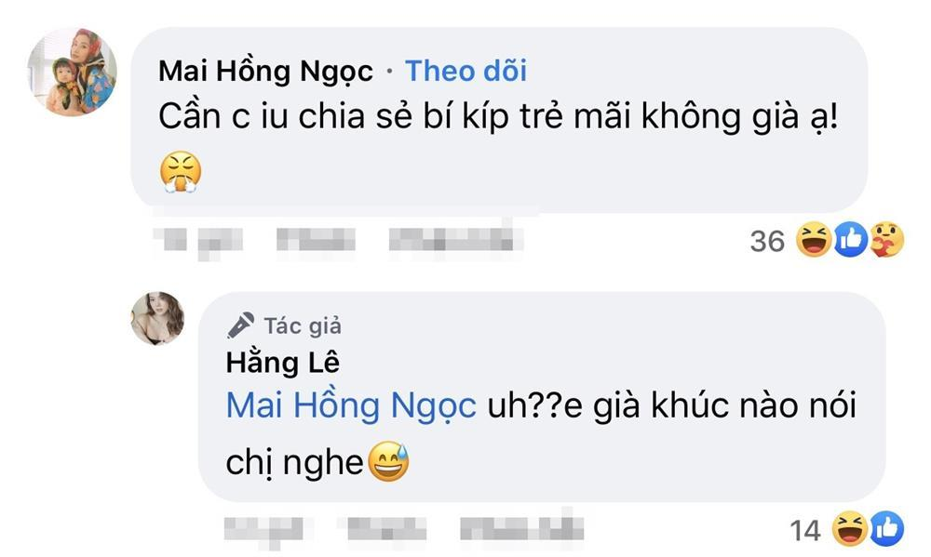 Xa anh lung linh, Minh Hang bi