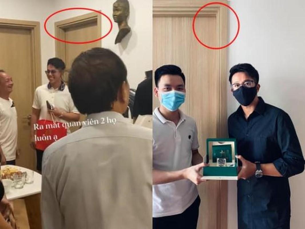 Matt Liu khoe dong ho tien ty, bi nghi song cung nha Huong Giang?-Hinh-3