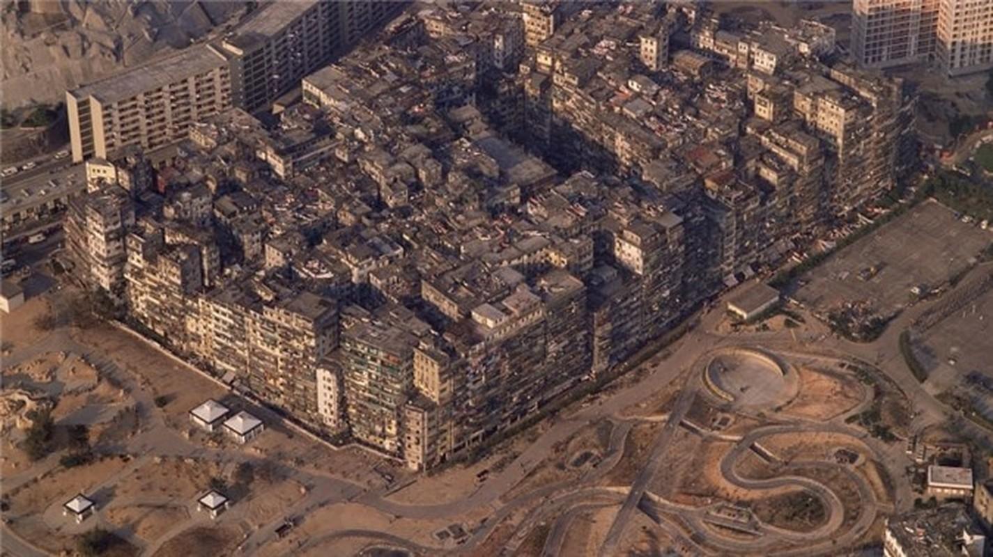 Can canh khu o chuot khung khiep nhat Hong Kong