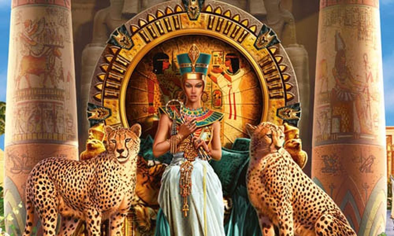 Nu Hoang Cleopatra: hieu lam ngo ngan ve nu hoang Cleopatra-Hinh-9
