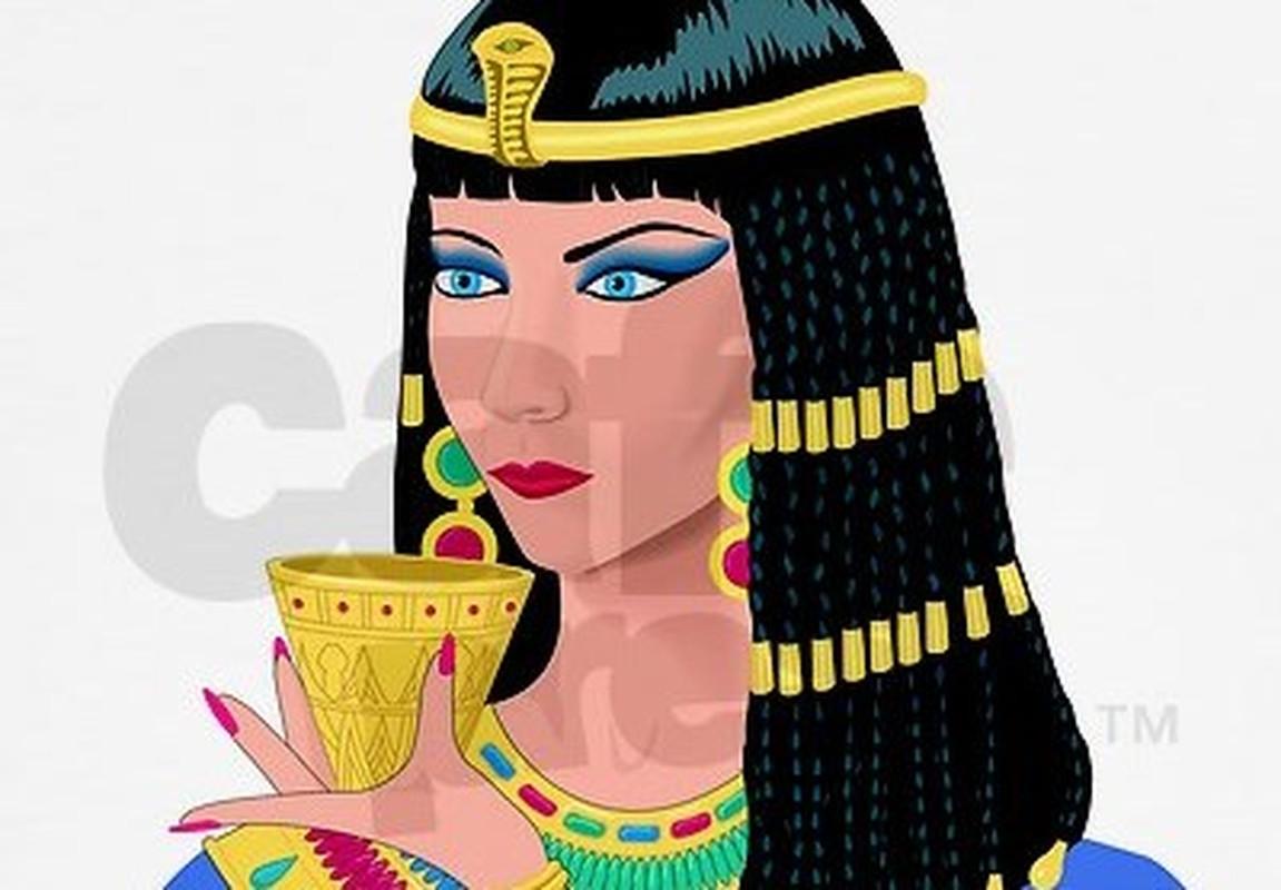 Nu Hoang Cleopatra: hieu lam ngo ngan ve nu hoang Cleopatra-Hinh-10