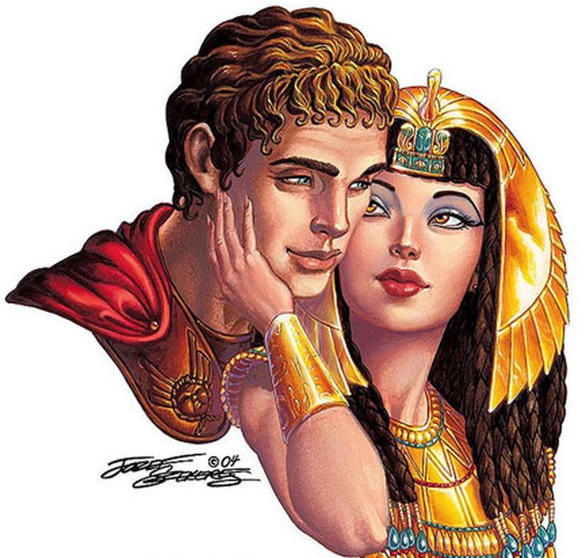 Nu Hoang Cleopatra: hieu lam ngo ngan ve nu hoang Cleopatra-Hinh-2