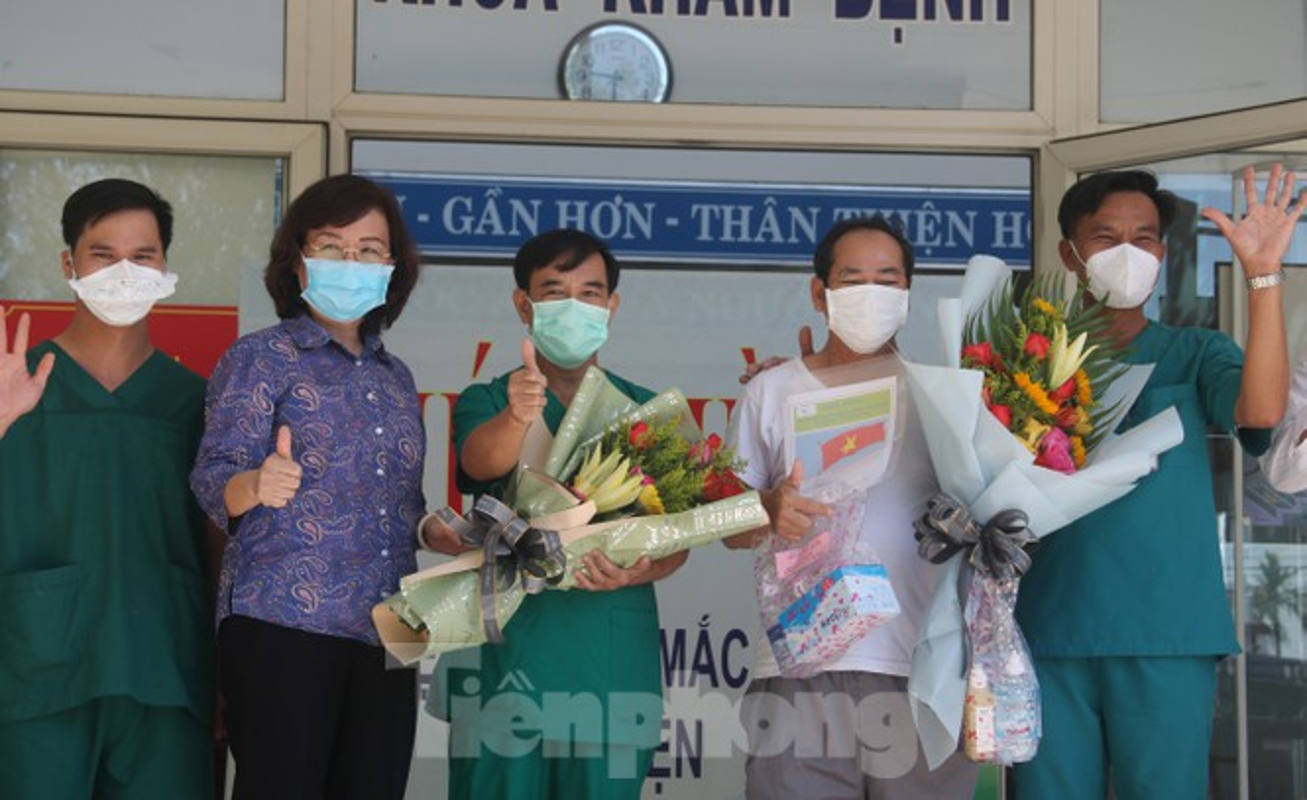 Sau 19 lan xet nghiem, benh nhan cuoi cung tai Da Nang chien thang COVID-19-Hinh-4