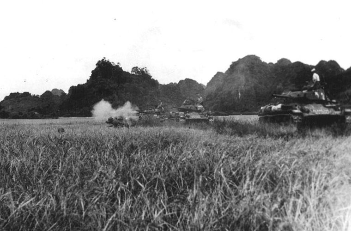 Bo doi Viet Nam tung