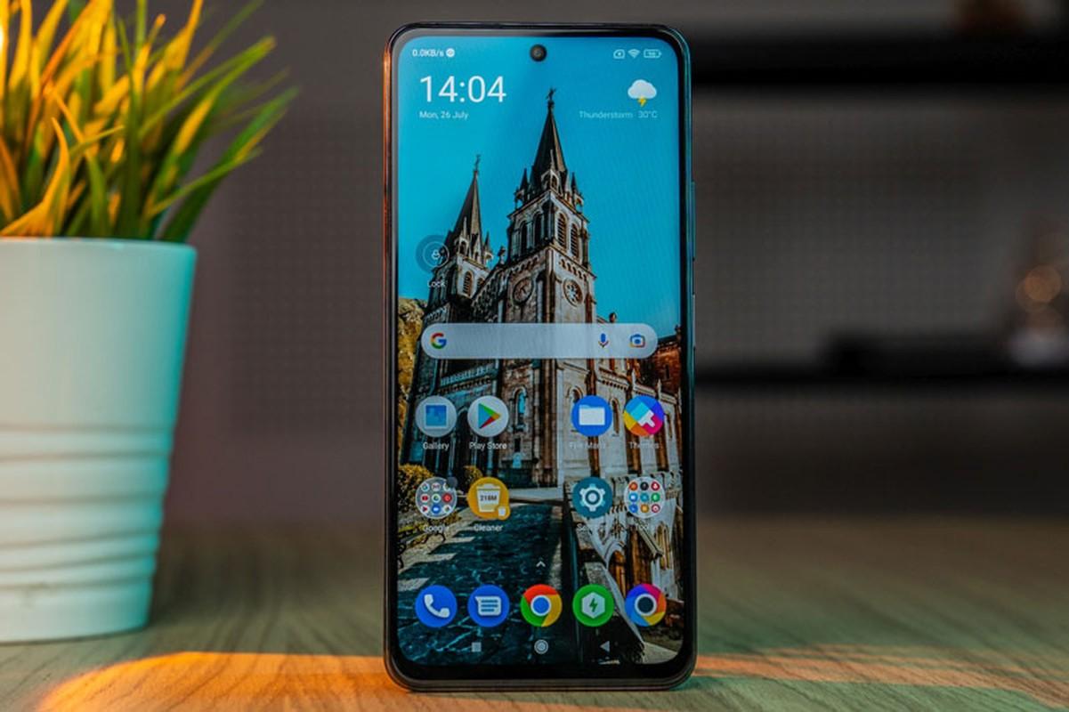 Soi Xiaomi Poco X3 GT 5G vua ra mat o VN, gia
