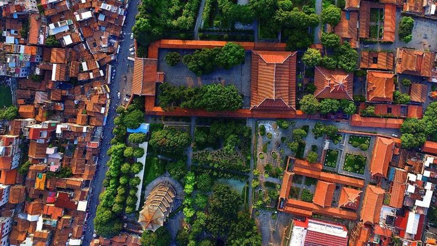 Dep me di san moi nhat cua Trung Quoc duoc UNESCO cong nhan