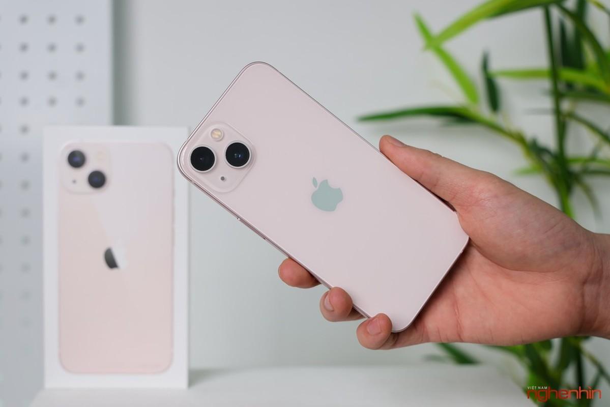 Tren tay iPhone 13 mau Hong nu tinh dang hot nhat coi mang-Hinh-3