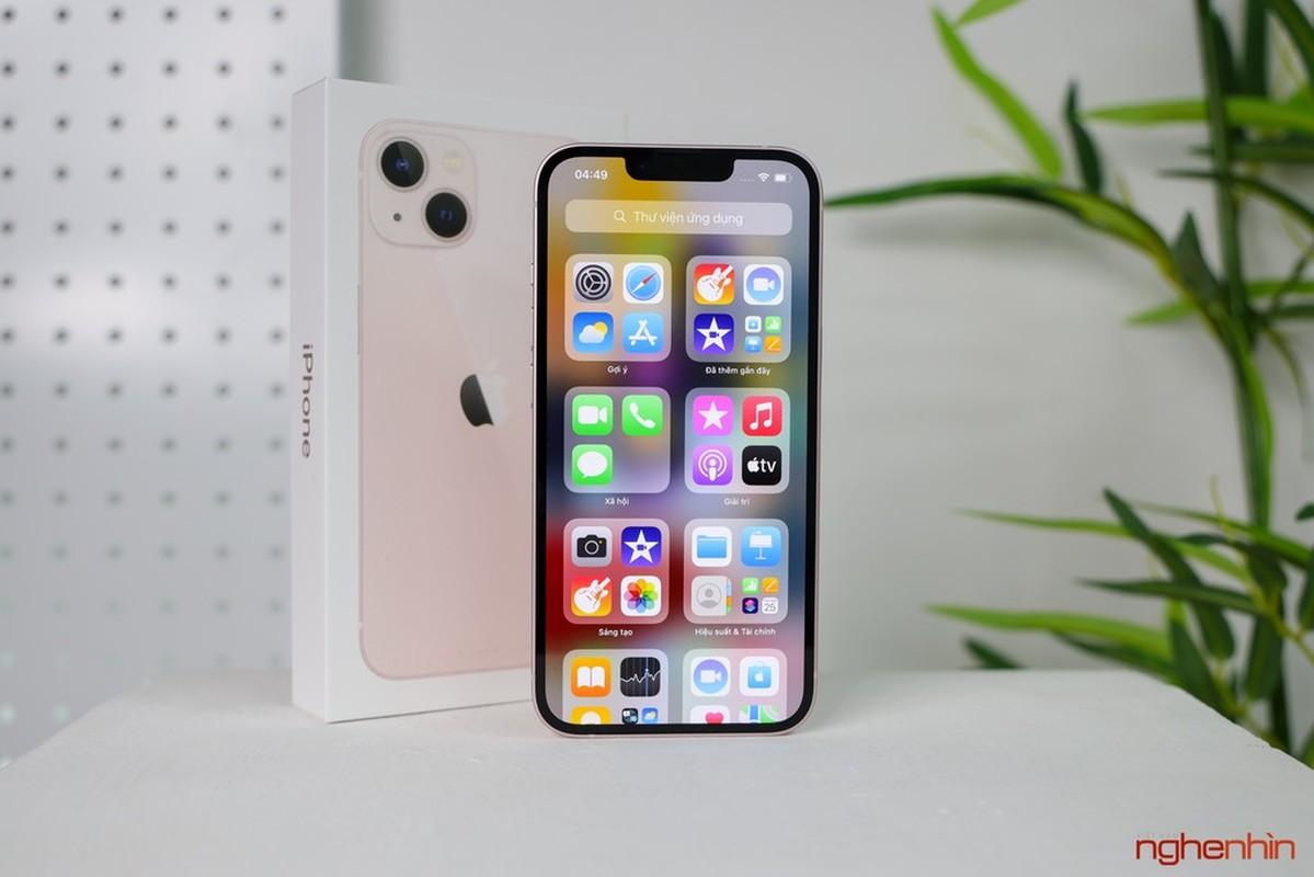 Tren tay iPhone 13 mau Hong nu tinh dang hot nhat coi mang-Hinh-4