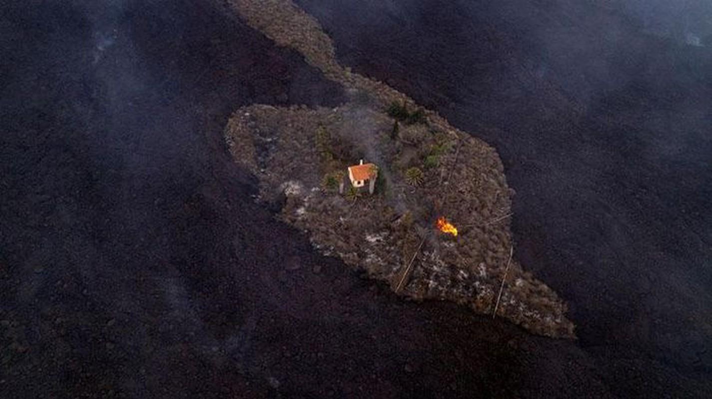 Loat anh khung khiep nui lua tan cong dao La Palma, Tay Ban Nha-Hinh-3