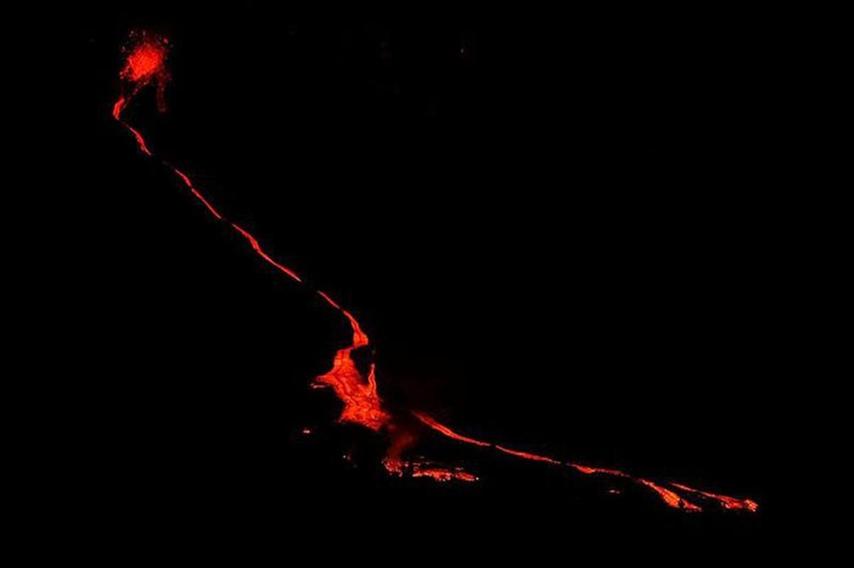 Loat anh khung khiep nui lua tan cong dao La Palma, Tay Ban Nha-Hinh-8