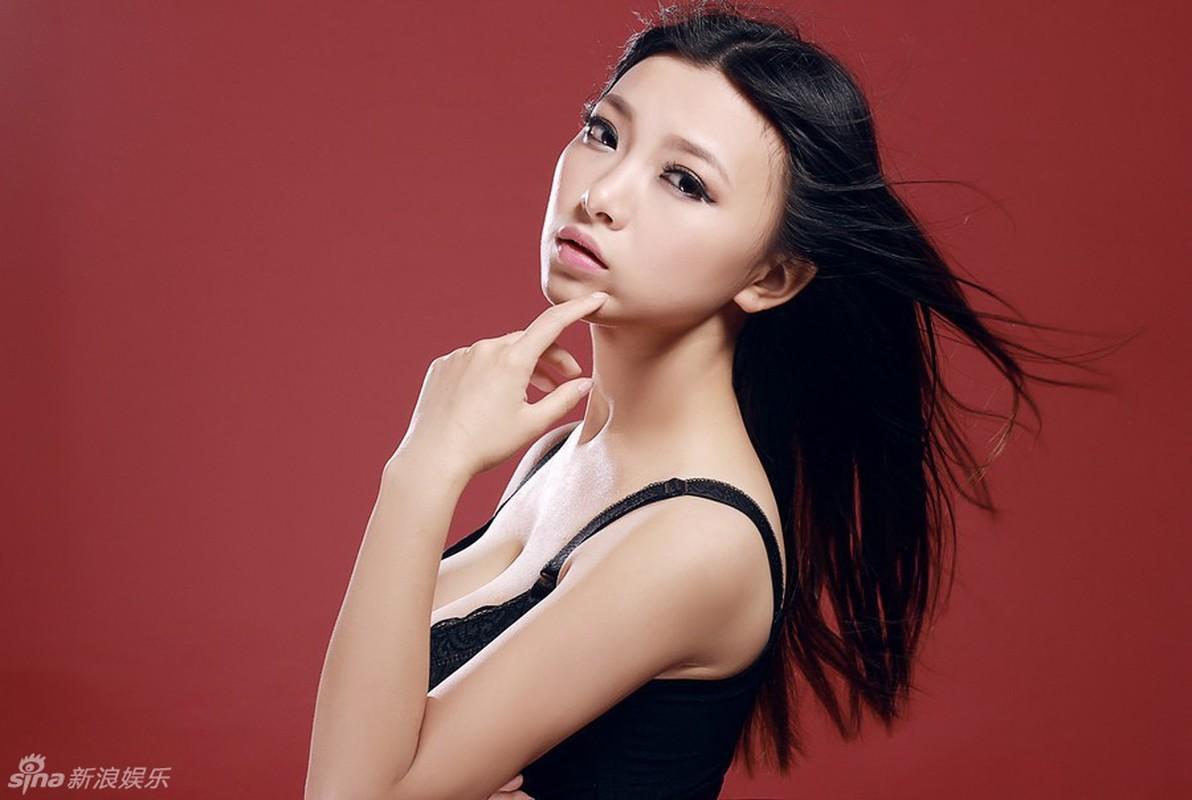 Nhan sac nu than tai xinh dep nhat Trung Quoc gay sot-Hinh-4