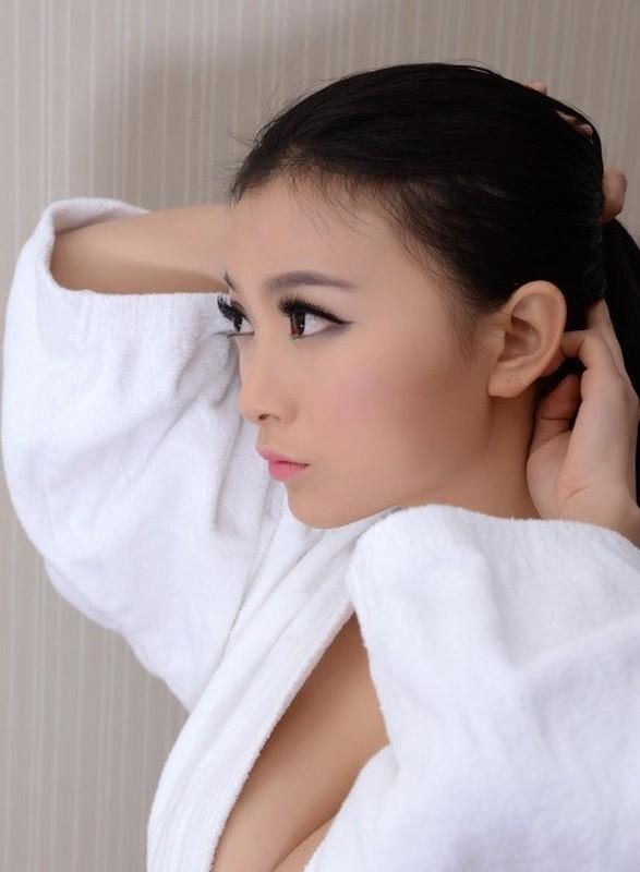 Nhan sac nu than tai xinh dep nhat Trung Quoc gay sot-Hinh-7
