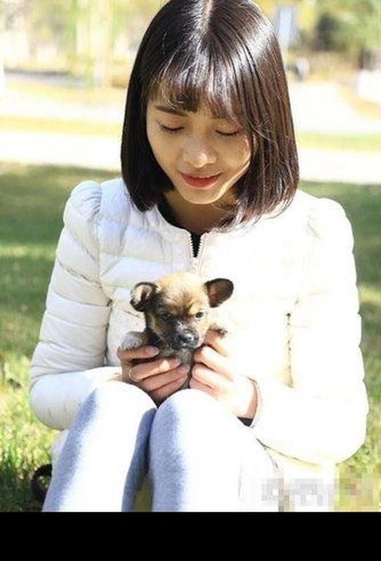 Co gai dan dien thoai xinh dep duoc phong hot girl-Hinh-5
