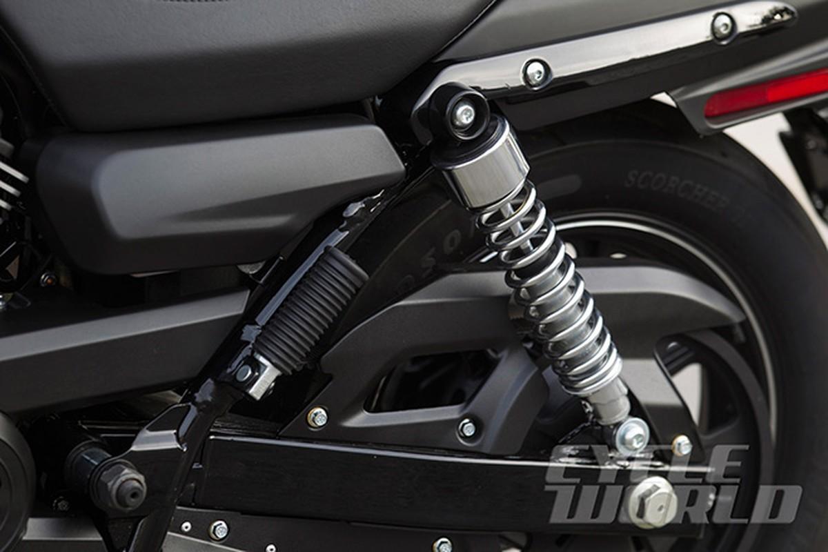 Moto Harley-Davidson Street 750 co gia 300 trieu dong tai VN-Hinh-12