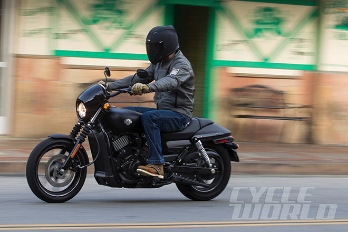 Moto Harley-Davidson Street 750 co gia 300 trieu dong tai VN-Hinh-2