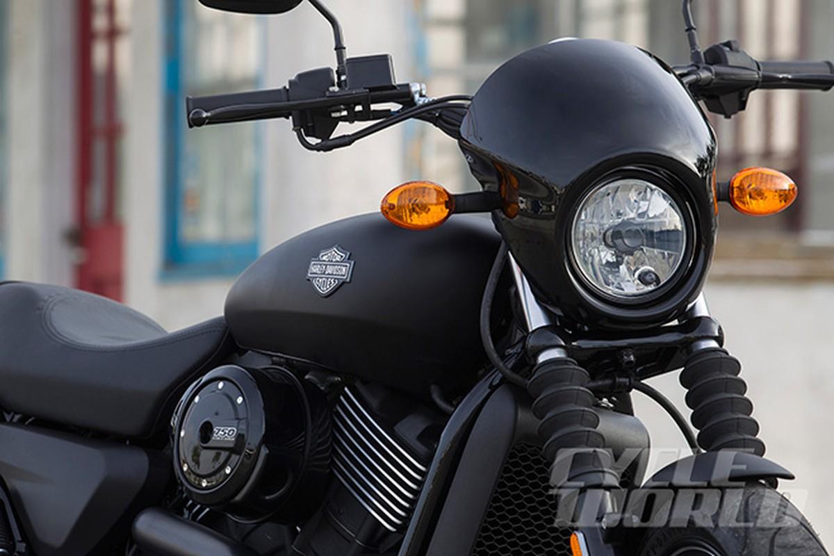 Moto Harley-Davidson Street 750 co gia 300 trieu dong tai VN-Hinh-5