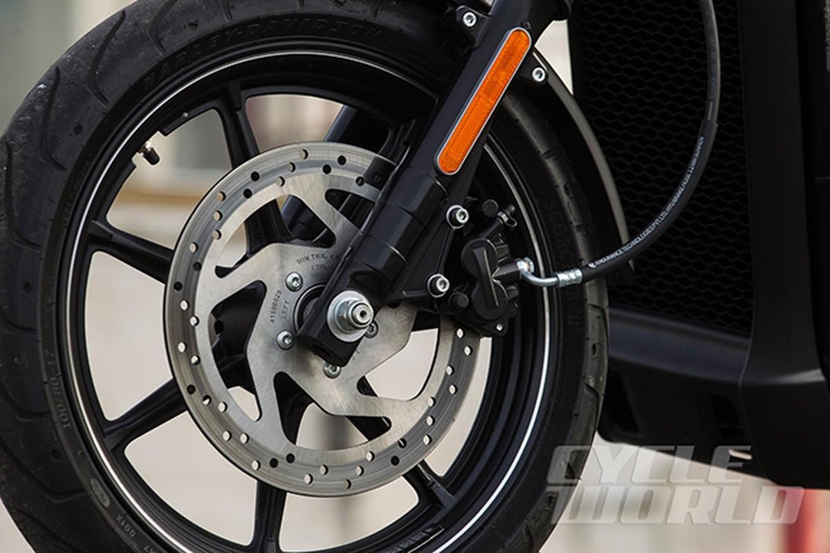 Moto Harley-Davidson Street 750 co gia 300 trieu dong tai VN-Hinh-8