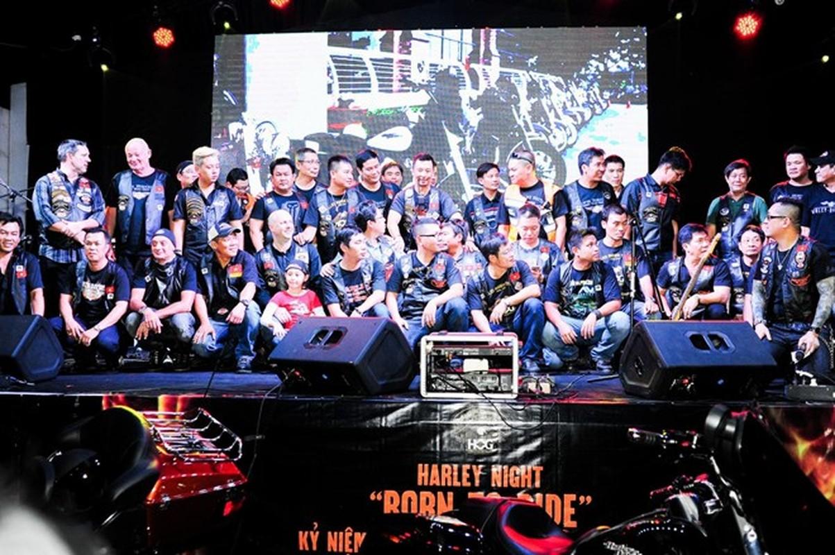 60 moto Harley-Davidson dieu hanh ram ro o Sai Gon-Hinh-7