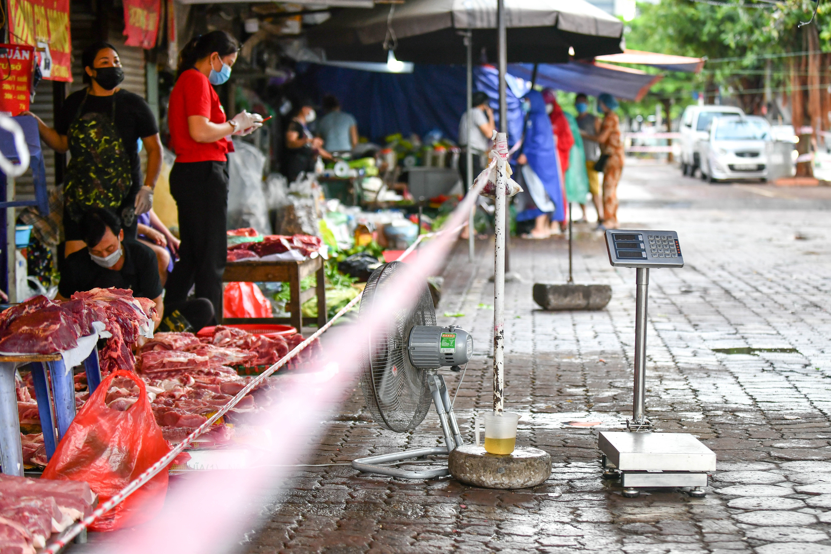 Cho Nga Tu So vang ve khi duoc nhan dinh co the la nguon lay nhiem