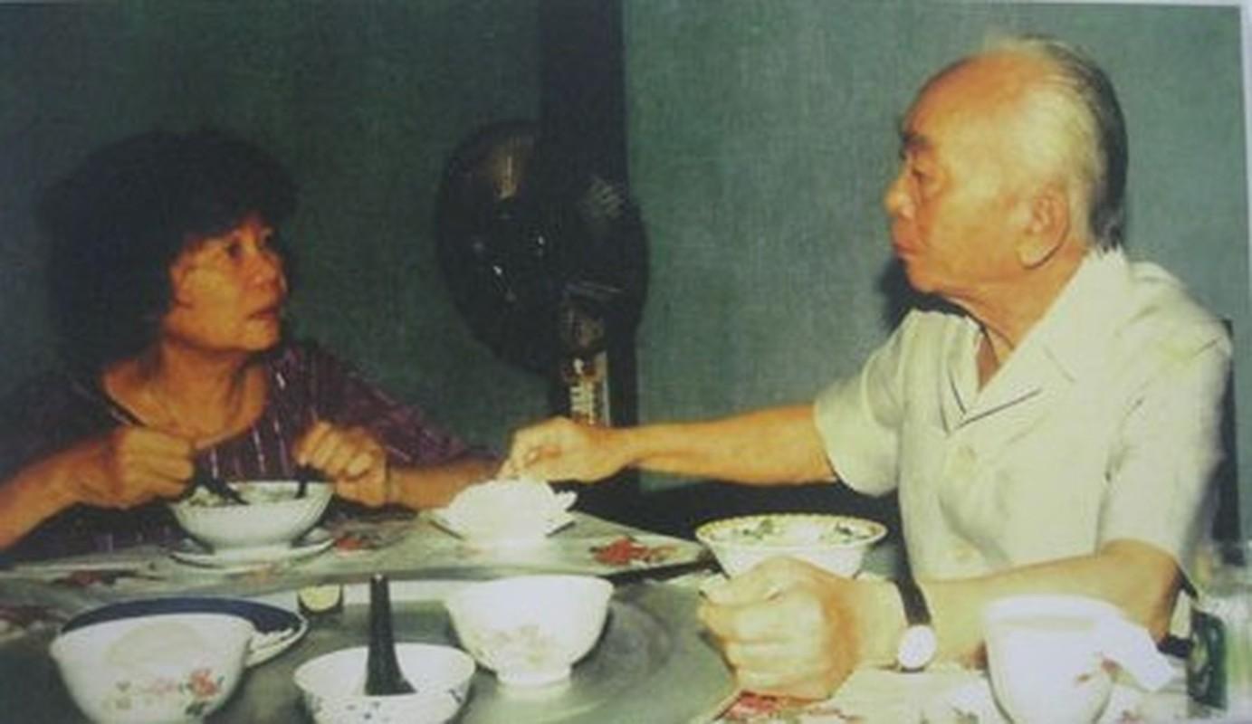 Anh xuc dong ve doi thuong cua Dai tuong Vo Nguyen Giap