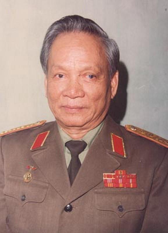 Chan dung 14 Dai tuong trong Quan doi Nhan dan Viet Nam-Hinh-7