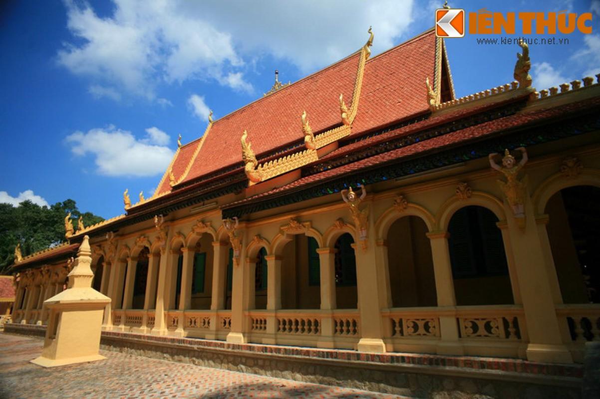 Dieu dac biet o ngoi chua Khmer dac sac nhat Nam Bo-Hinh-4